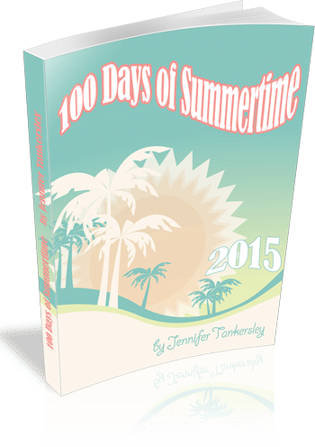 100 Days of Summertime 2015 eBook | 100DaysofSummertime.com