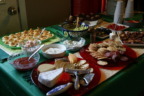 Food Ideas For Your Super Bowl Party