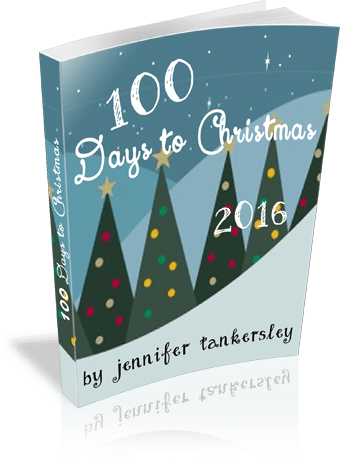 100 Days to Christmas 2016 Ebook