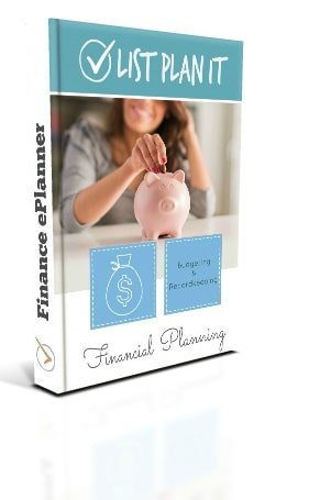 Finance ePlanner